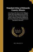 Standard Atlas of Edwards County, Illinois