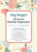 2018 Amy Knapp Christian Family Organizer