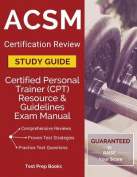 ACSM Certification Review Study Guide