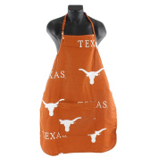 College Covers Texas Longhorns Apron with Pocket
