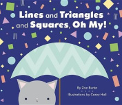Lines Triangles Squares A264 [Board book]