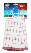 E-cloth E-Towel Classic Cheque, Red