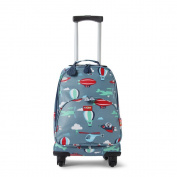 Penny Scallan 4 Wheel Spinner Trolley Suitcase Space Monkey (4 Wheels) - Space Monkey