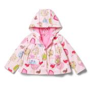 Penny Scallan Rain Coat Size 4 Chirpy Bird - Raincoat size 4, Chirpy Bird