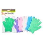 Estipharm 2 Exfoliating Gloves - Colour : Blue