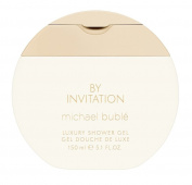 By Invitation by Michael Buble Luxury Shower Gel 150ml