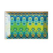 Lemon Verbena Glass Soap Dish by Michel Design Works