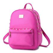 Flada Cute Girls Backpack Small School Bags Satchel Handbag Tote Purse Rosy