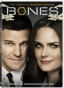 Bones Season 11  [6 Discs] [Region 4]