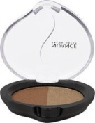 Nuance Salma Hayek Mineral Eyeshadow Duo Bronze/Cooper 015 by Eye Makeup
