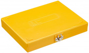 Neolab E 0040 Slide Boxes Economy - Yellow