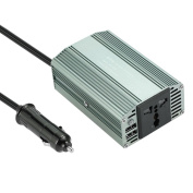 KKmoon 500W Car Power Inverter DC 12V to AC 220V Converter with Dual USB Charger Adapter