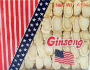 New Green Nutrition Hand-Selected A Grade American Ginseng Slice Medium Size