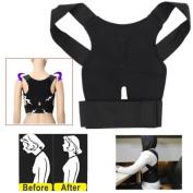 Aptoco Adjustable Posture Corrector Magnetic Position Correction Braces Supports Back Belt Support Corset Back Lumbar Shoulder Corrector
