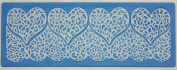 Sugar Lace Mat Decorating