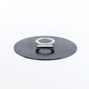 KnIndustrie Stone Work - Lid/Cake Stand Ø30 gres Black