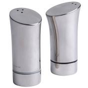 Nuance Salt and Pepper Shaker, Silver