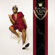 24k Magic CD by Bruno Mars  [Region 4]
