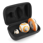 Poschell Travel Hard EVA Protective Carrying Case for Sphero BB-8 App-Enabled Droid