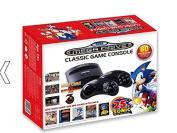 Sega Mega Drive Classic Game Console with 80 Games