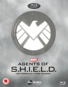 Marvel's Agents of S.H.I.E.L.D. [Regions 1,2,3] [Blu-ray]