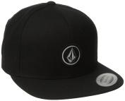 Volcom Men's Quarter Twill Baseball Cap