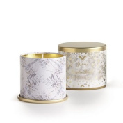 ILLUME SEASONAL WINTER WHITE DEMI TIN CANDLE 90ml