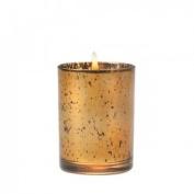 Aromatique Cinnamon Cider 80ml Votive Candle in Glass