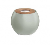 Ultrasonic Air Fragrance Aroma Essential Oil Diffuser in Grey