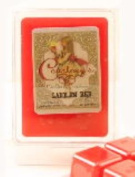 LADY IN RED Mixer Melt or Wax Tart by Courtneys Candles