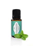 100% Organic Peppermint Essential Oil 0.5oz