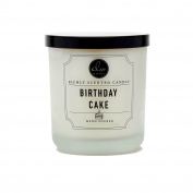 Dw Home Birthday Cake Richly Scented Candle Small Single Wick Hand Poured 120ml