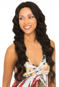 [0-Remi Brazilian Virgin 100% Human Lace Front Wig] - BVWF33 [Natural Black]