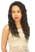 [0-Remi Brazilian Virgin 100% Human Lace Front Wig] - BVWF32 [Natural Black]