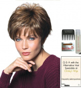 IVY by Noriko Wig, 15 Page Christy's Wigs Q & A Booklet, Wig Shampoo, Wig Cap & Wide Tooth Comb - Colour