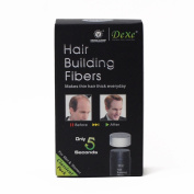 Dexe Hair Building Thickening Fibres 22g (25ml) (02. Dark Brown) by Dexe