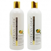 Dominican Magic Nourishing Shampoo & Conditioner Duo Set by Dominican Magic