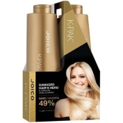 Joico K-Pak Shampoo and Conditioner Litre Duo Set, 1000ml by Joico