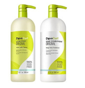 DevaCurl Low-Poo Original & One Condition Original Duo - 950ml