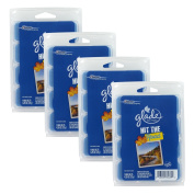 Glade Wax Melts Limited Edition Hit The Road, 130ml, Bundle of 44 Melts