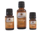 Organic Orange Essential Oil 15 ml. 100% Pure, Undiluted, Therapeutic Grade.
