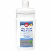Walgreens Dry Mouth Mouthwash, 1000ml