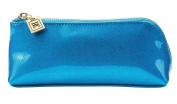 Danielle Luminous Collection Cosmetic Bag, Pencil, Blue