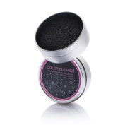Zodaca Brush Colour Removal Sponge, Swiftly Switch To Next Colour / Remove Shadow Colour from Makeup Brushes