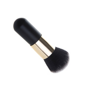 Sinide Makeup Brush Cosmetic Brush Face Powder Brush Blush Beauty Cosmetics Foundation Tool Handle Large Round Head