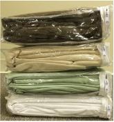 Therapist's Choice® Premium Deluxe Microfiber Massage Sheet Set, 3pc set (Chocolate