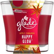 Glade Jar Candle Air Freshener, Happy Glow, 100ml