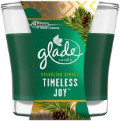 Glade Jar Candle Air Freshener, Timeless Joy, 100ml