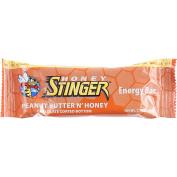Honey Stinger Bar - Energy - Peanut Butter N Honey - 50ml - Case of 15