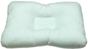 Therapist's Choice® Cervical Indentation Sleep Pillow, White
